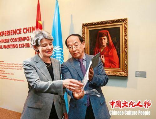 韩玉臣:用艺术传播中华文化_让世界感知中国